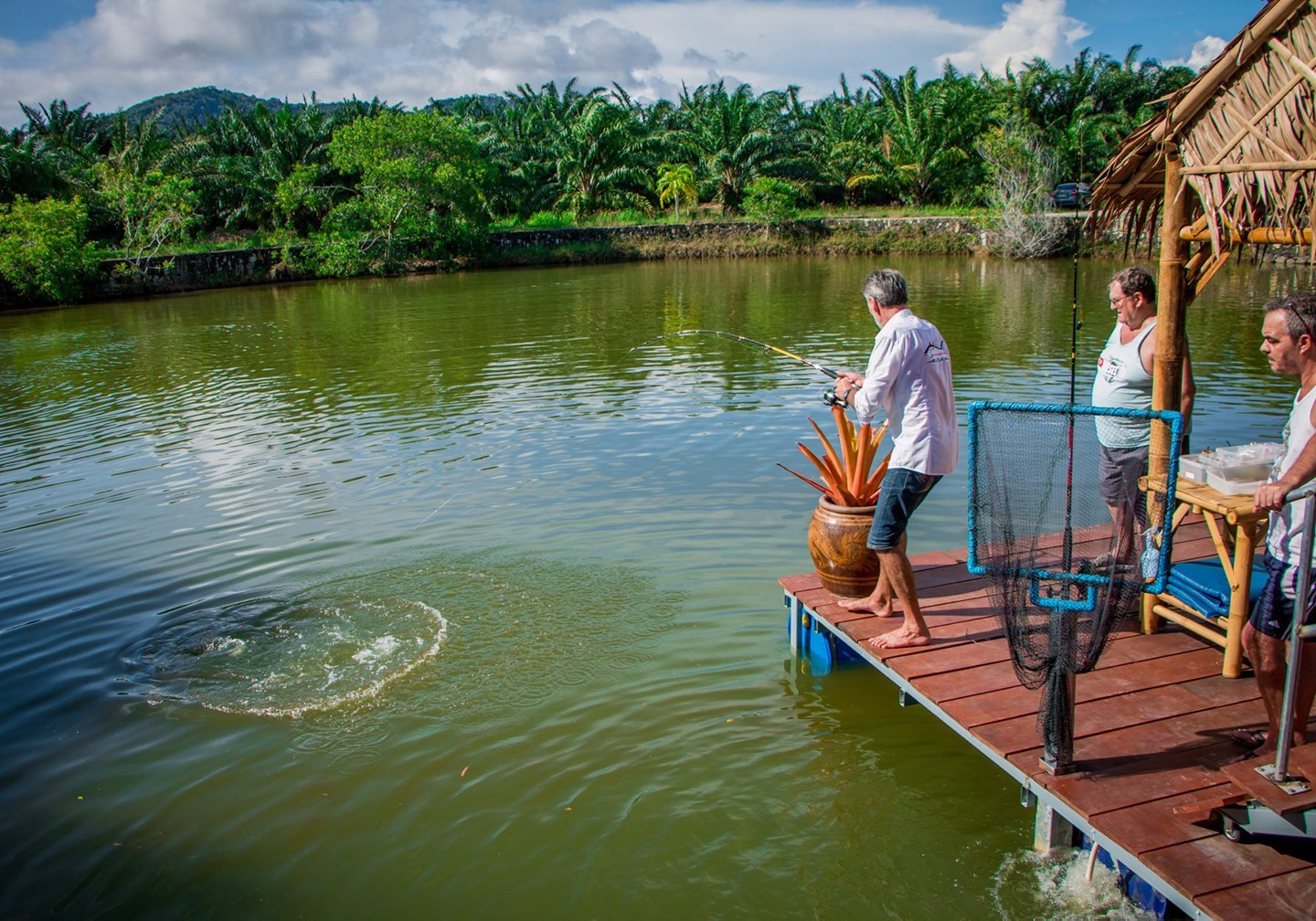 An Amazing Fishing Resort For Your Vacation