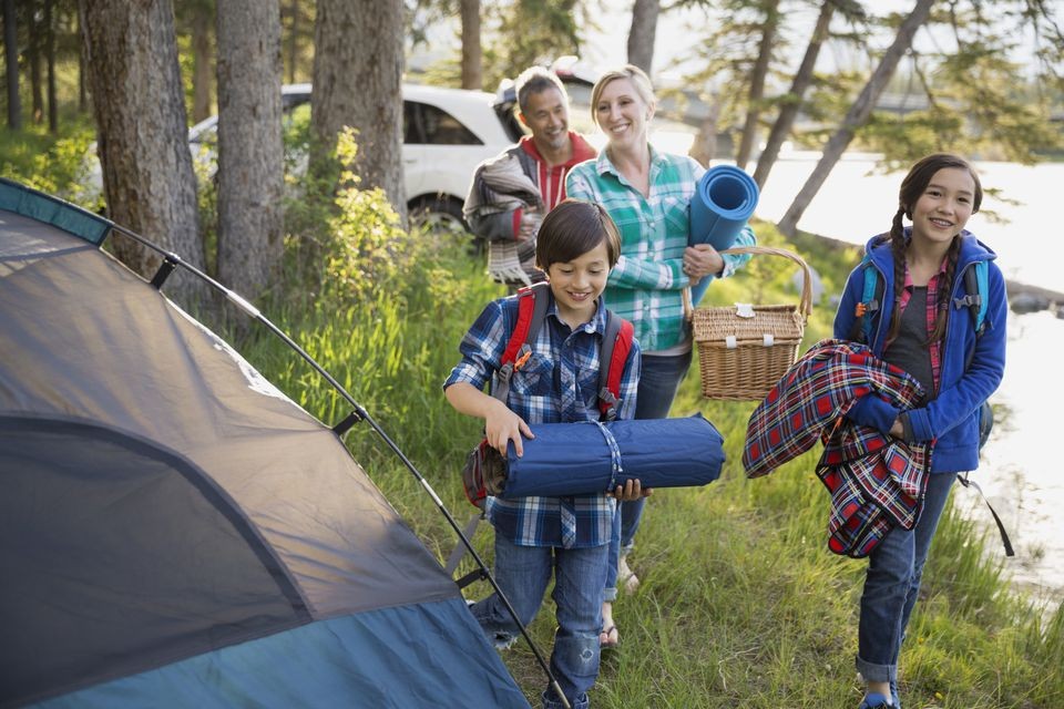 Family Camping Tip to assist Your family Stay Comfortable and safe