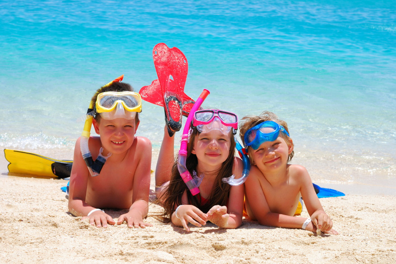 The Top 3 Benefits Of Taking The Kids On Vacation.